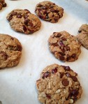 Gluten free_cow crumbs_almond butter_cookies_paleo_dark chocolate_dairy free_flourless