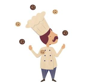 cow crumbs, cookies, kitchen sink cookies, gluten free, dairy free, allergen free, vegan, trail mix cookie, healthy cookie