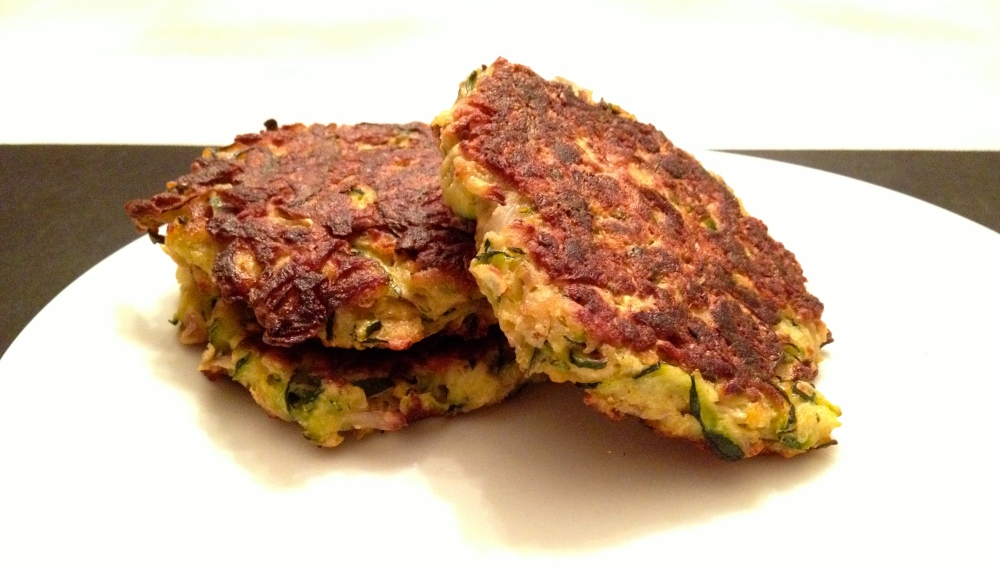 cow crumbs, gluten free, dairy free, zucchini fritter, savoury pancake