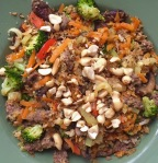 Beef Stir fry with Cauli Rice 10.10.38 AM