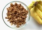 Paleo Banana Bread Granola