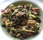 Zucchini Noodles Pesto