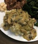 mushroom-gravy