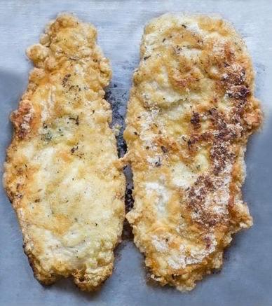 Paleo Chicken Parm