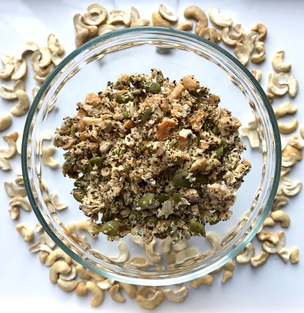Cashew Paleo Granola